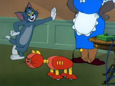 Push-Button Kitty