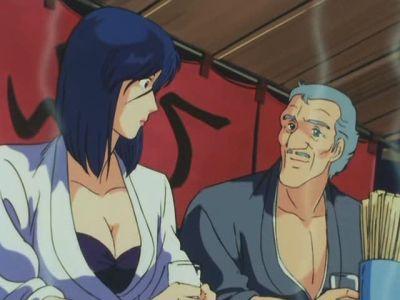 Faceless Snipers: Ryo's and Saeko's Dangerous Game