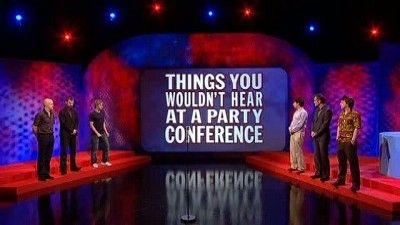 Hugh Dennis, Milton Jones, David Mitchell, Andy Parsons, Russell Howard, Ben Norris