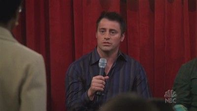 Joey and the Plot Twist