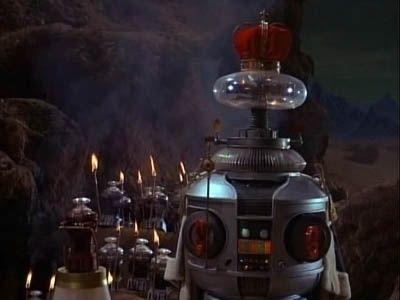 The Mechanical Men