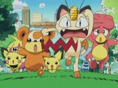 Of Meowth and Pokémon (Part 1): The Millennium Town Meetup