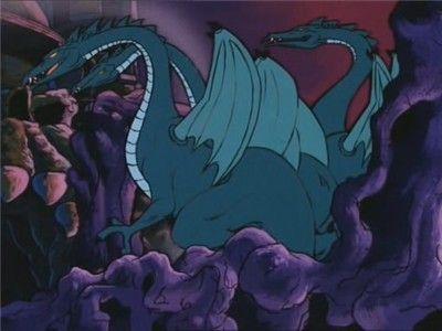 The Dragon Invasion