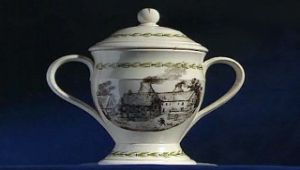 Burslem, Stoke-On-Trent - Wedgwood's First Factory