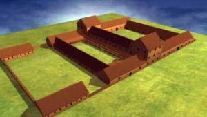 Turkdean, Gloucestershire - Roman villa