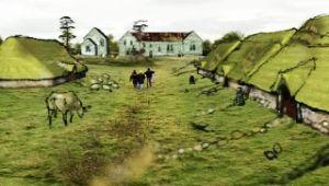 High Worsall, North Yorkshire - Medieval Village