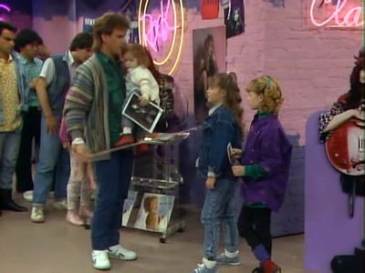D.J. Tanner's Day Off