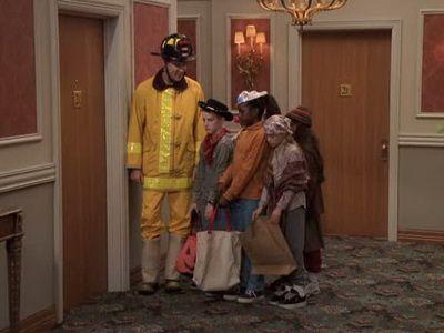 Norm vs. Halloween