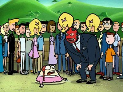 Flush, Flush, Sweet Helga