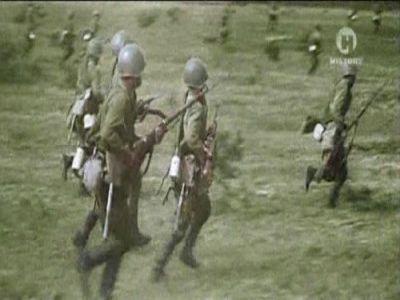 Hitler Strikes East