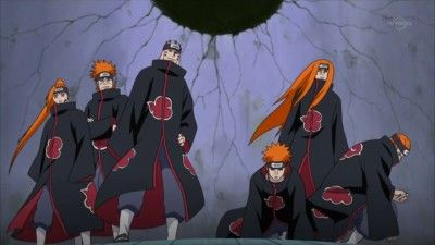 Meeting the Six Paths of Pain