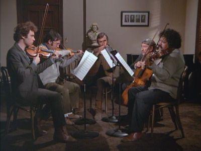 Fifth Man in a String Quartet