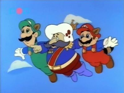 Up, Up, and a Koopa