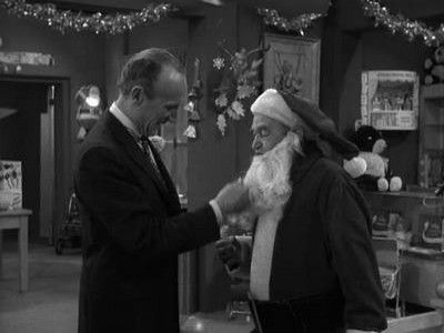 Santa Claus and the 10th Avenue Kid