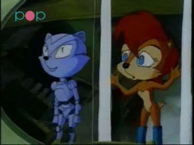 Sonic & Sally