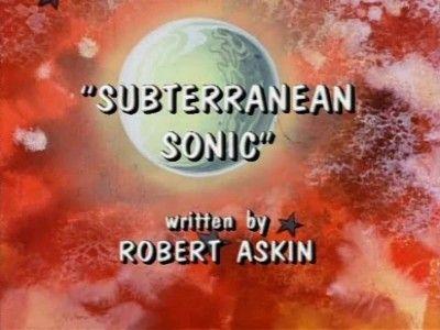 Subterranean Sonic