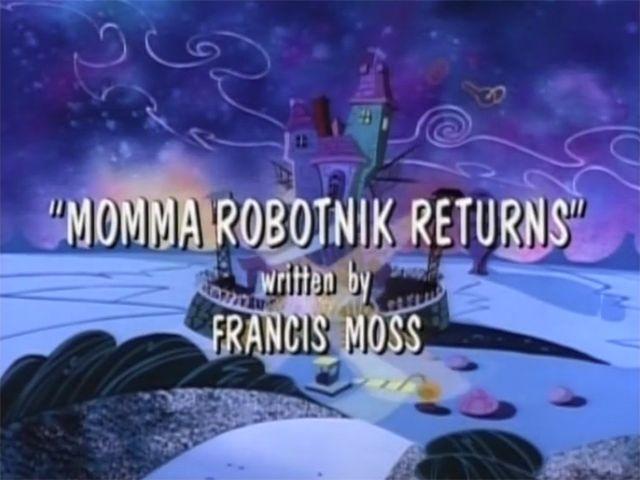 Momma Robotnik Returns