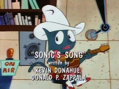 Sonic's Song