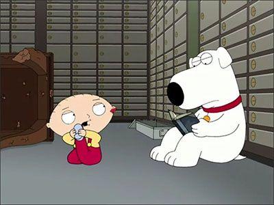 Brian & Stewie