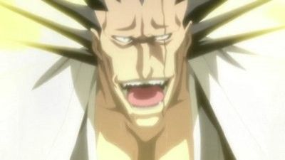The long awaited... Kenpachi appears!