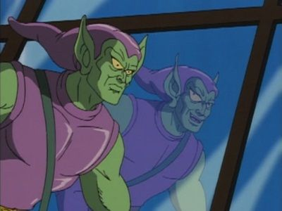 Partners In Danger: The Return of the Green Goblin