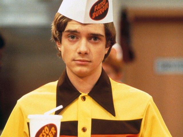 Eric's Burger Job