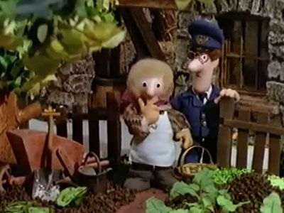 Postman Pat And The Beast Of Greendale