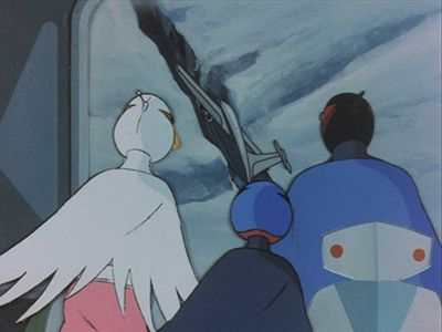 Gatchaman 20 Years Later