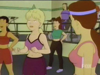 Boxing Luanne