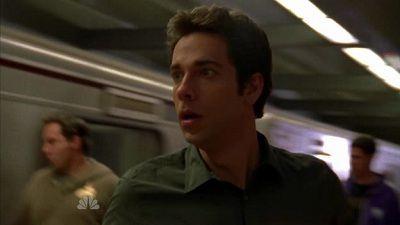 Chuck Versus the Subway