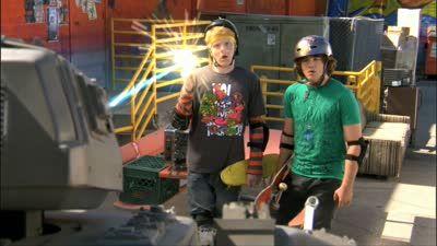 I, Skatebot