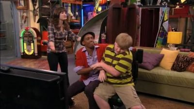 Sonny in the Middle