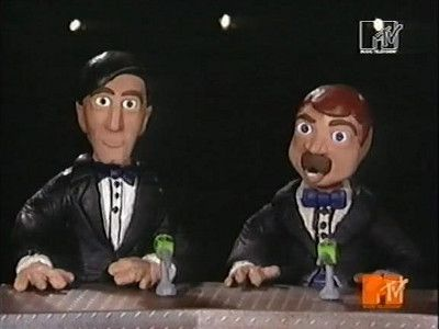 Celebrity Deathmatch Goes to the Movies