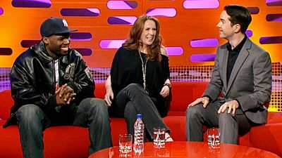 50 Cent, Catherine Tate, Jimmy Carr