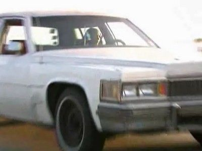 Nile's Cadillac DeVille sedan