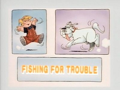 Fishing for Trouble/Future Fortune/Time Bomb