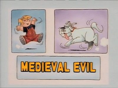 Medievel Evil/Beaver-Maina/Say Uncle