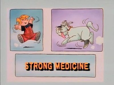 Strong Medicine/Gold Strike/Lights, Camera, Mud!