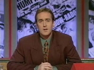 Griff Rhys Jones, John Sessions