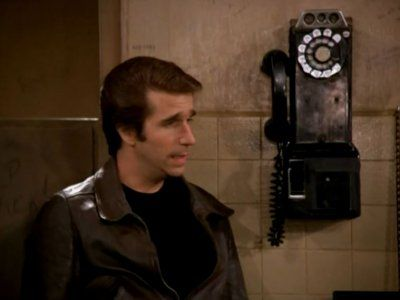 The Fonz is Allergic to Girls