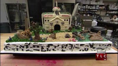 Chimps, Cinema and Crumb Cake