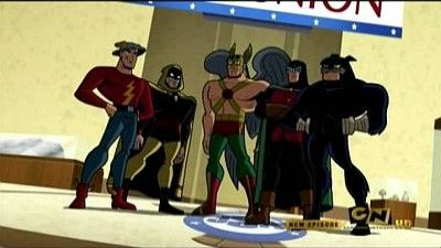The Golden Age of Justice!