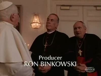 Pope Parker