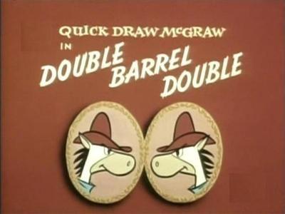 Double Barrel Double