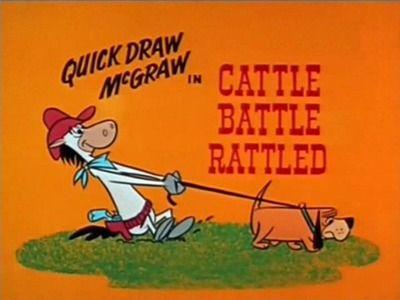 Cattle Battle Rattled