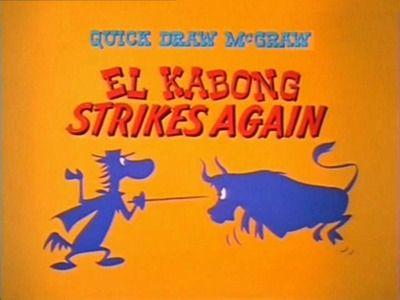El Kabong Strikes Again