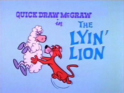 The Lyin' Lion