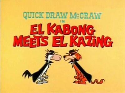 El Kabong Meets El Kazing