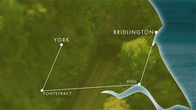 Pontefract to Bridlington