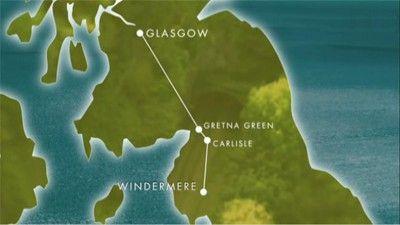 Carlisle to Glasgow